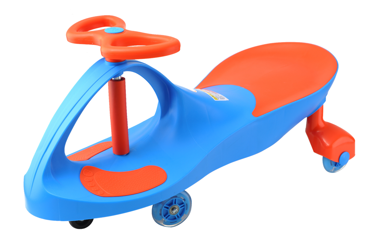 Машинка Kidigo Smart Car blue-orange