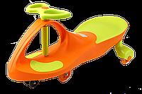 Smart car KIDIGO orange с полиуретановыми колесами