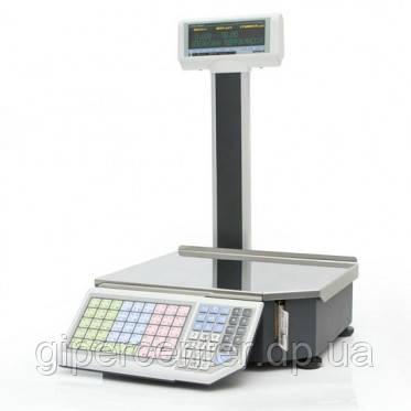 Весы торговые с печатью этикетки ШТРИХ-Принт М 4.5 (2 Мб) до 15 кг - GIPERCENTER Dnepr в Днепре