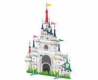 """Декорация """"Замок с цветными куполами"""""""