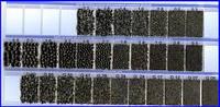 Дробь стальная колотая (ДЧК) по ГОСТ 11964-81фракция 2,2