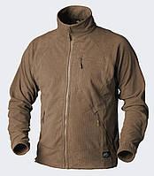 Куртка флисовая Helikon-Tex® Alpha - Койот, фото 1