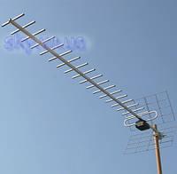 Внешняя антенна для эфирного и цифрового телевидения стандарта DVB-T2 ENERGY T2 (1,5m  19эл.+10)