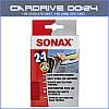 Губка для стекол, краски и пластмасс 12х8 см Soft Cleaner SONAX 426 100 Германия