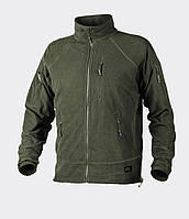 Куртка флисовая Helikon-Tex® Alpha TACTICAL - Олива, фото 1