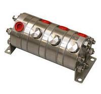 Делители-сумматоры потока (делители расхода) клапанные, шестеренные, радиально-поршневые, поршневые