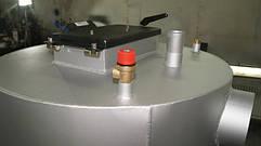 Экономичный твердотопливный котел энергия ТТ 40 квт - реализует фирма Тепло без газа.