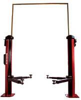 Асимметричный электромеханический подъемник 300S WERTHER (Италия) - 3000 кг