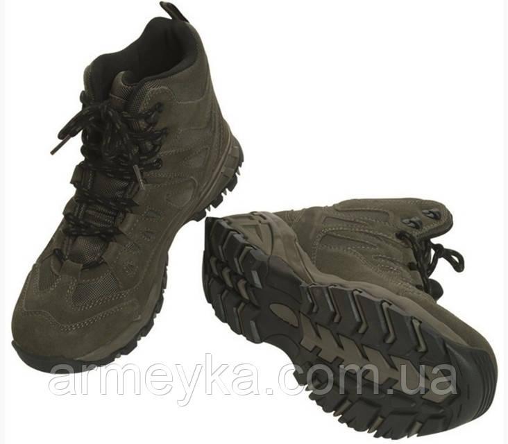 "Боевой ботинок Trooper Squad Boots 5"" Olive. НОВЫЕ"