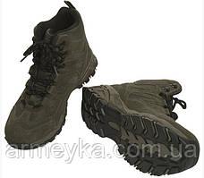 """Боевой ботинок Trooper 5"""" Olive. НОВЫЕ"""