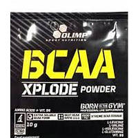 BCAA Xplode Powder 10g х 40шт fruit punch