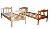 Деревянная кровать 1-местная 1900*800