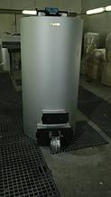 Установка универсального твердотопливного котла длительного горения Energy 40 квт фирмой теплобезгазу