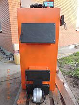 Тепло без газа обеспечит Вам твердотопливный котел Екот УНИ, который отлично работает на всех видах топлива