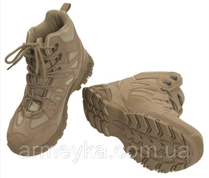 "Боевой ботинок Trooper Squad Boots 5"" Coyote. НОВЫЕ"