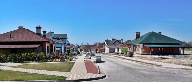 Коттеджный городок «Грин таун» г.Васильков 1