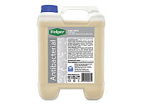 Helper  Мыло  жидкое  с  антибактериальным эффектом   Премиум 4,95 л*1