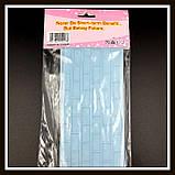 """Молд текстурний """"Цегляна стіна і дерево"""" пластик 14,5*6,8 см (набір з 2 шт.), фото 3"""