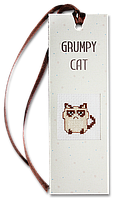 """Набор для вышивания крестом """"Luca-s"""" N-30 Grumpy cat"""
