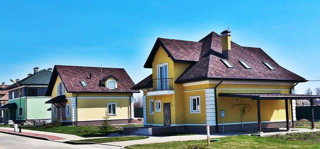 Коттеджный городок «Грин таун» г.Васильков 21