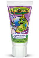 Зубная паста Дракоша Bubble gum гель 60мл