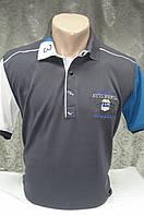 Футболка-поло мужская Ette кор. рук.,  разм. S, фото 1