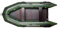 Лодка надувная моторная четырехместная Bark ВТ-330