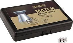 Пульки JSB Match Premium middle 4.48 мм, 0.52 г (200шт)