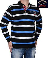 Свитер мужской, качественный мужской свитер-поло.