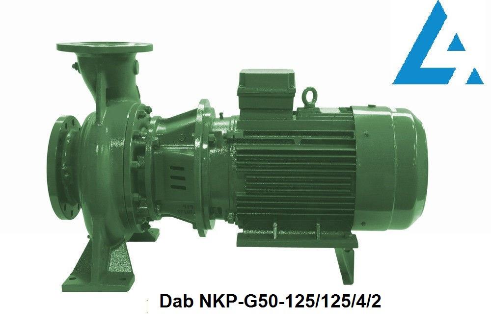 Dab NKP-G50-125/125/4/2 насос