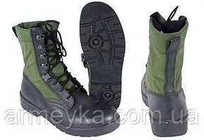 Берцы tropical boots olive. Голландия, оригинал. НОВЫЕ