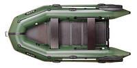 Лодка надувная моторная трехместная Bark ВТ-310