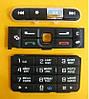 Клавиатура для Nokia 3250, High Copy, Черная