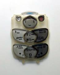 Клавиатура для Nokia 2300, серая