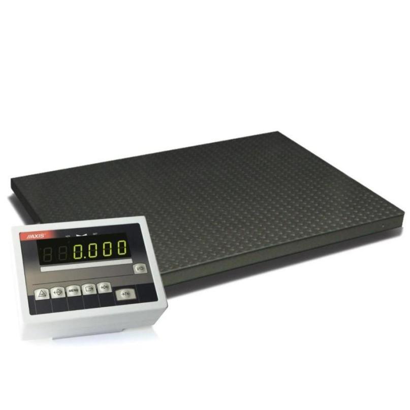 Весы платформенные Axis 4BDU600-1212 элит