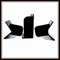 Набор утюжков угловых для мастики, теста, марципана, полимерной глины (3 вида)