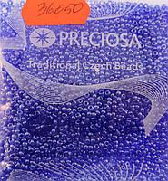 Бисер 10/0, №36050, цвет - фиолетовый (уп.50 грамм)