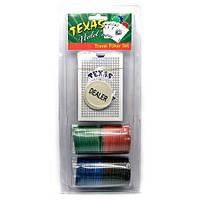 Покерный набор в блистере колода карт+48 фишек26х11х4 см)(PCP448)