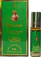 Масляные духи Africana Al Rehab (Аль рехаб), 6мл