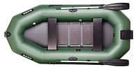 Лодка надувная гребная трехместная Bark B-280N , фото 1