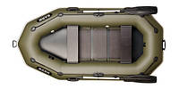 Лодка надувная Bark В-260 Р (реечная слань, 4 ручки), фото 1