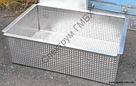 Ящик из нержавеющей стали (перфорированный ящик для приготовления творога)