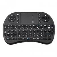 Беспроводная мини-клавиатура с тачпадом W-shark + акумулятор!