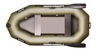 Лодка надувная гребная двухместная Bark В-240