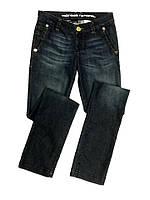 Джинсы AMN blu женские тертые, фото 1