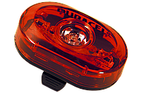 Велосипедный задний LED - фонарь Duracell - 5 светодиодов , фото 1