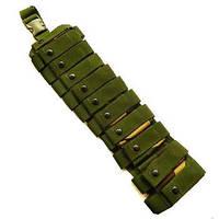 Переноска для подствольных гранат 40mm Grenade Launcher Bandolier DPM. Великобритания, оригинал. НОВАЯ