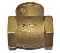 """Лепестковый обратный клапан отопления 2"""""""