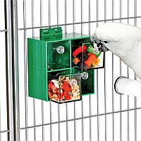 Развивающие игрушки для попугаев