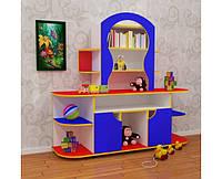 Уголок Книжный дом 1600*350*1580